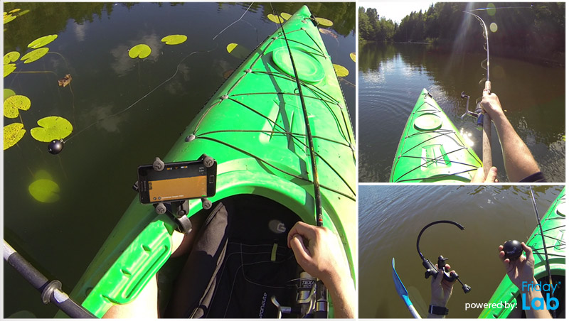 deeper smart fishfinder dla smartfonów i tabletów - 5224380253, Fish Finder